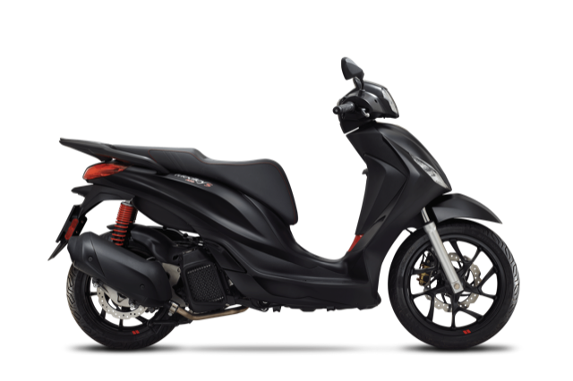 Scooters 125 ccm